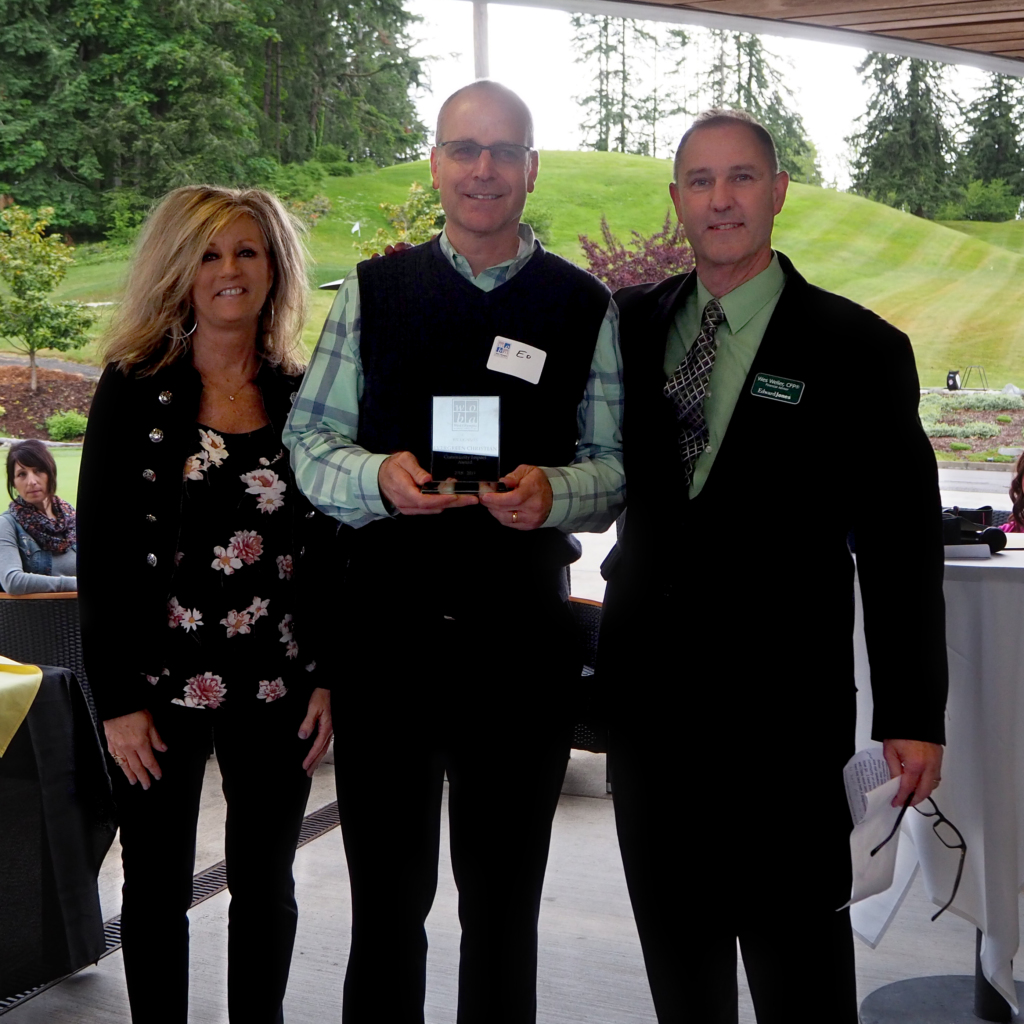 Evergreen Christian Community Award Winner